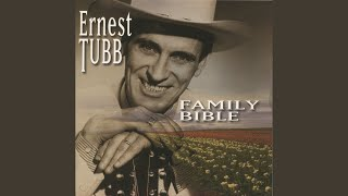Watch Ernest Tubb Family Bible video