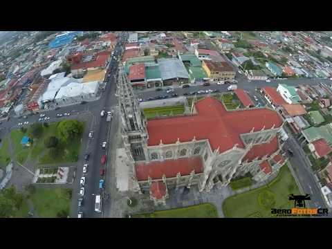 Airtour: Costa Rica's Churches #3 (Coronado)