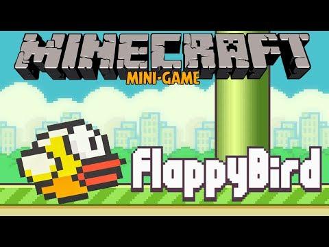 MINECRAFT MINI-GAME │Flappy Bird │