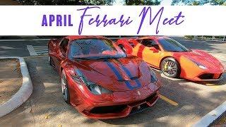 Ferrari Philippines Meet at Polo Club April (2019)