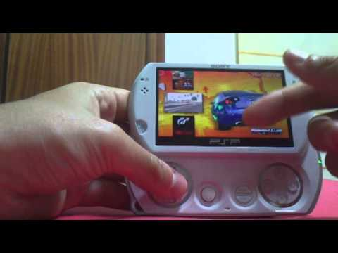 Mi Psp Go (juegos, emuladores y aplicaciones)