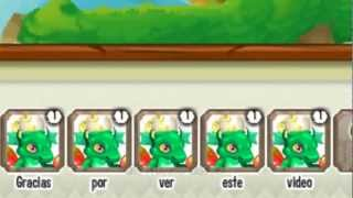Dragon City maximo nivel