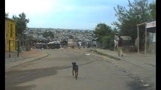 Africa - A drive through one of South Africas most dangerous neighborhoods. Diepsloot Johannesburg