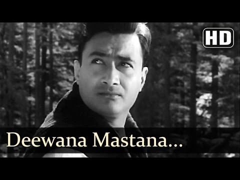 Bombai Ka Babu - Deewana Mastana Hua Dil Jaane - Mohd Rafi - Asha Bhonsle video