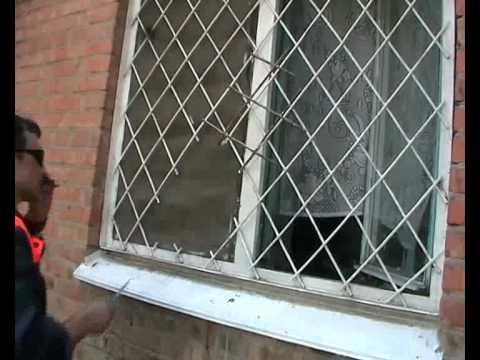 Из чего сделать решетку на окно своими