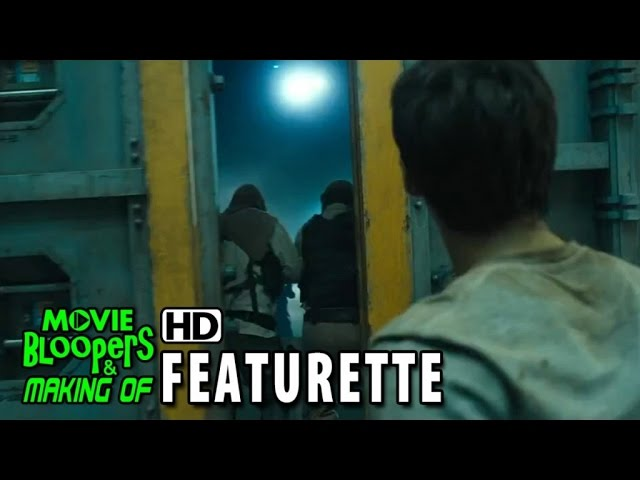 The Maze Runner (2015) - Recap
