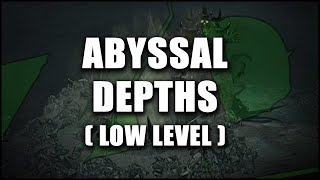 Path of Exile 3.1: Abyssal Depths (While Leveling) What Are They & How do they Work?