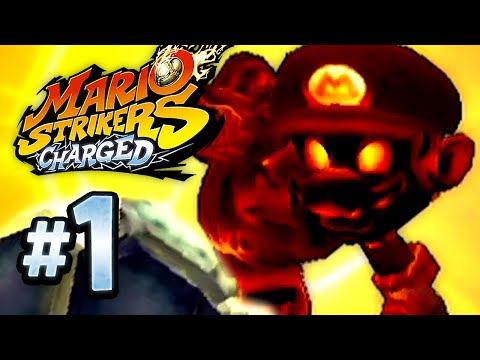Mario Strikers Charged - Road to the Striker Cup - Episode 1 - KoopaKungFu