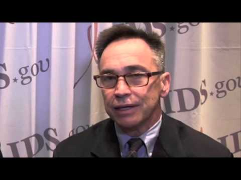 AIDS.gov at CROI 2013 &#8211; Dr. John Ward, CDC
