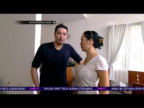 Mengintip Kemesraan Kalina Octaranny dan Hendrayan di Rumahnya thumbnail