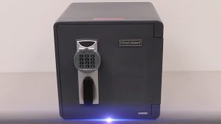 First Alert 2092DF UL Classified Electronic Safe