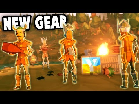Ylands HOW To Get the BEST GEAR! Funny Moments (Ylands Multiplayer Gameplay part 1)