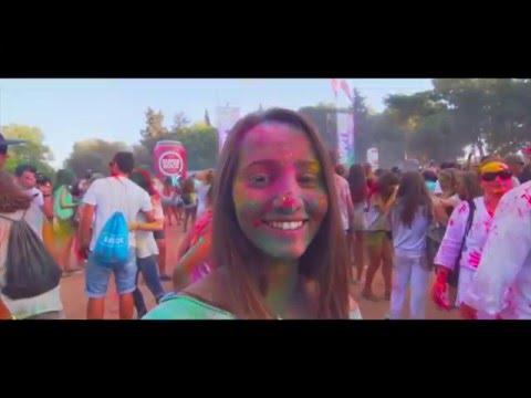 United Colors - India's Hottest Holi Music Festival 2016