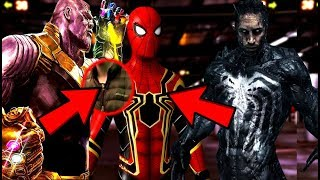 Avengers Infinity War -  Venom Will Appear  In Avengers 4? & Venom Is Connected Within MCU?!