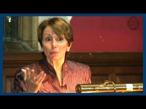 Nancy Pelosi | Full Address | Oxford Union