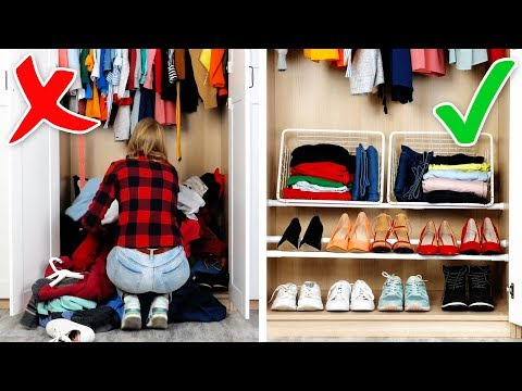 25 GREAT TIPS TO MAKE YOUR LIFE MORE ORGANIZED