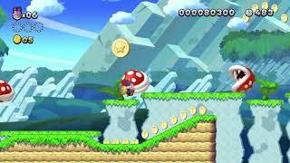 Le 11 janvier 2019 sur Nintendo Switch... New Super Mario Bros.U Deluxe