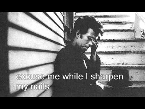 Tom Waits - Who are you (with lyrics)