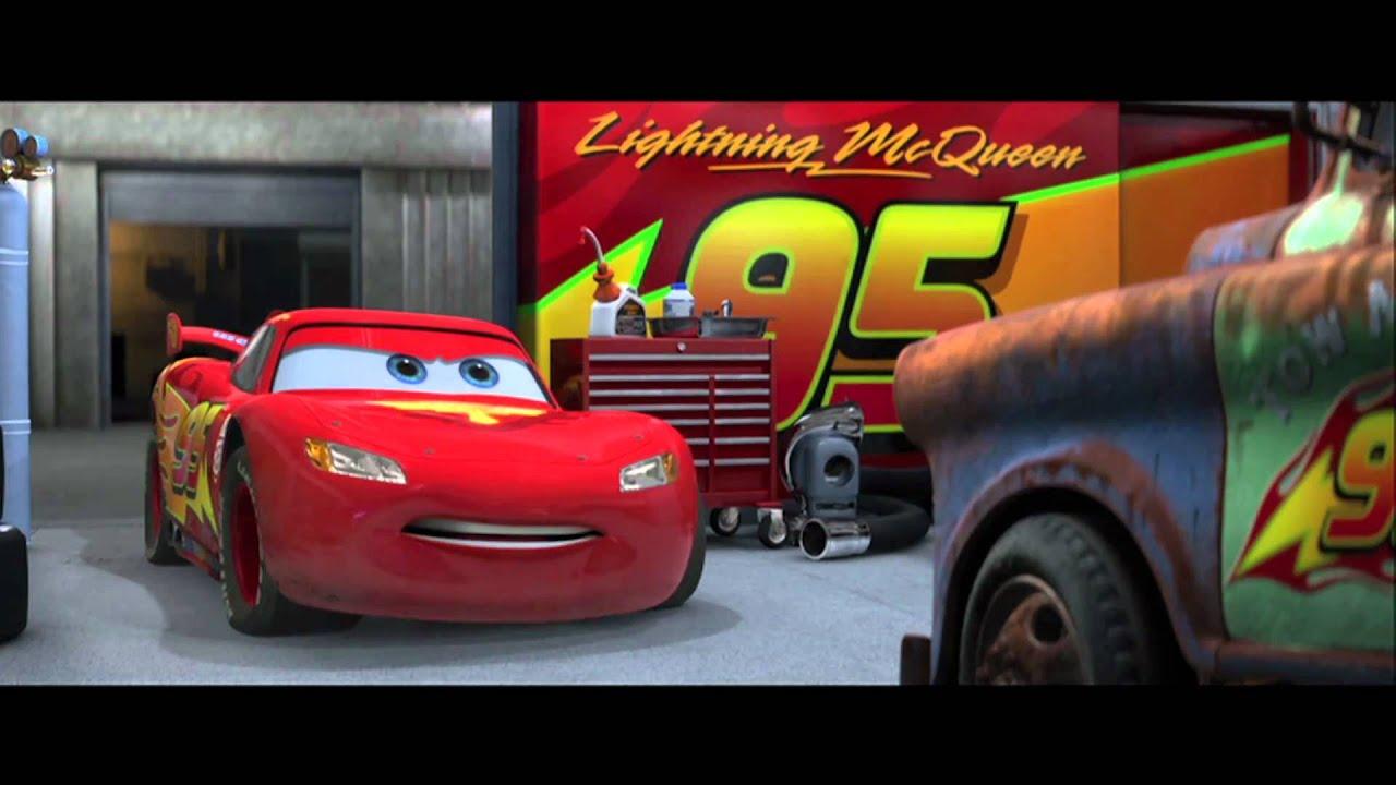 Movie Trailer Car Race