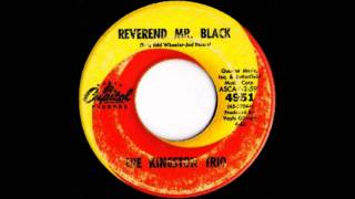 Watch Kingston Trio Reverend Mr Black video