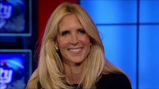 Ann Coulter Reacts to Al Franken Allegations