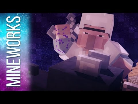 ♫ dragons - A Minecraft Parody Song Of radioactive By Imagine Dragons (music Video) video