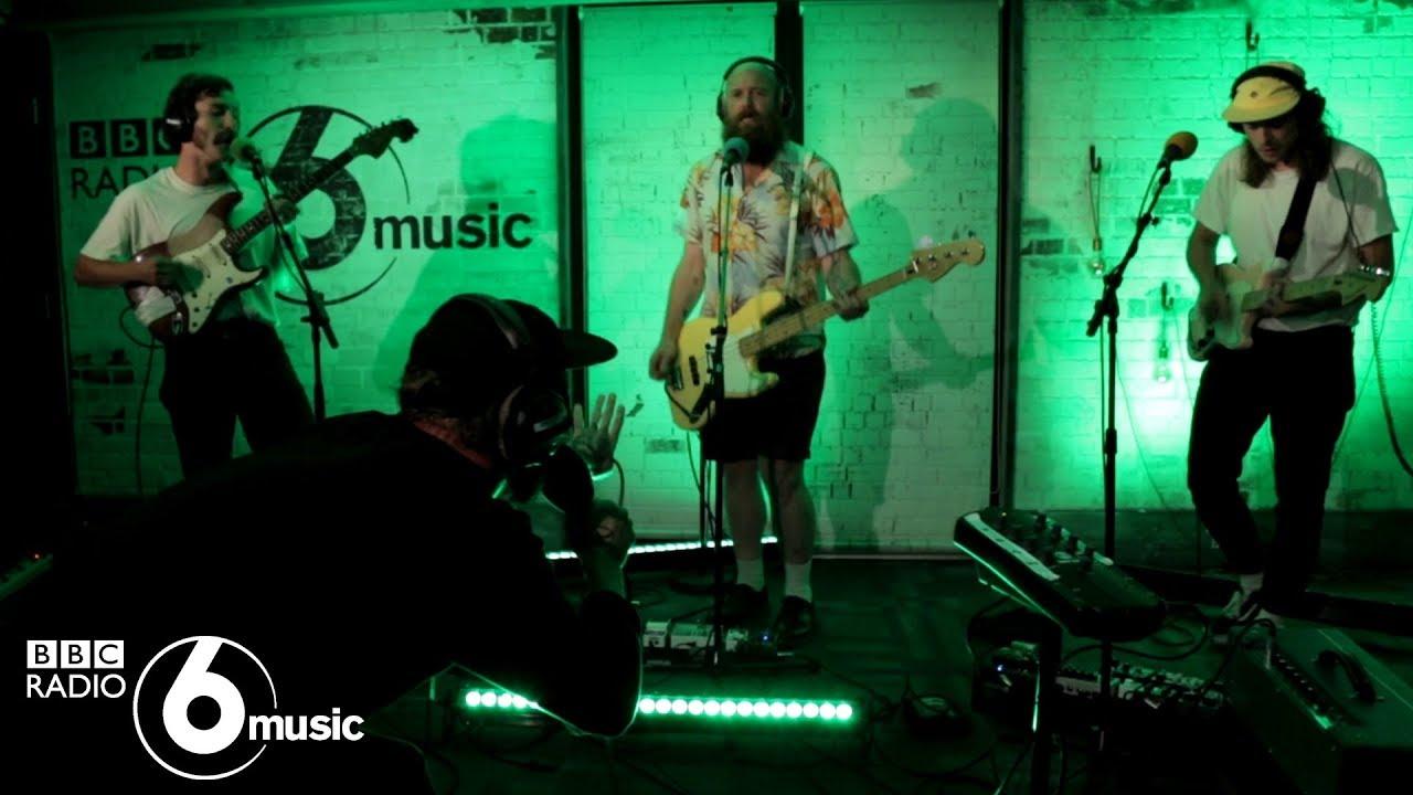 Idles - Danny Nedelko (6 Music Live Room)