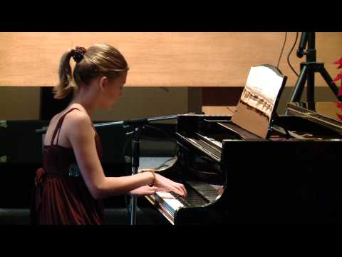 Evy Culver Winter Recital Performance