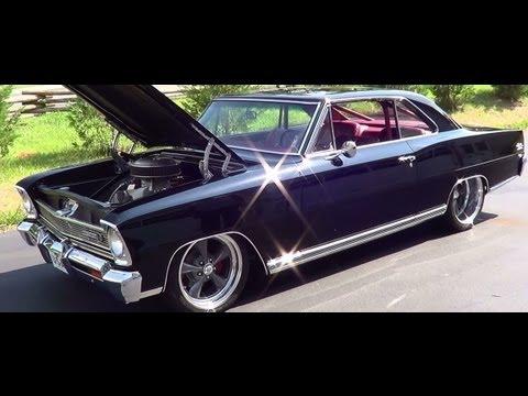 1966 Chevy II Pro Street