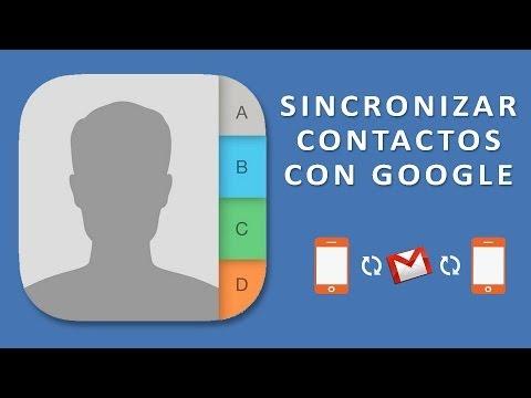 Como pasar contactos de un móvil a otro en Android
