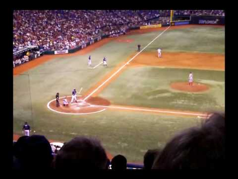 Evan Longoria Grandslam 5/1/09 Video
