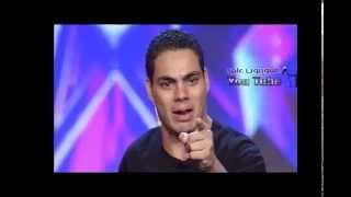 المقطع الاخير الذي ابكى نجوى كرم وكل الحضور في  Arabs Got Talent  وموطني