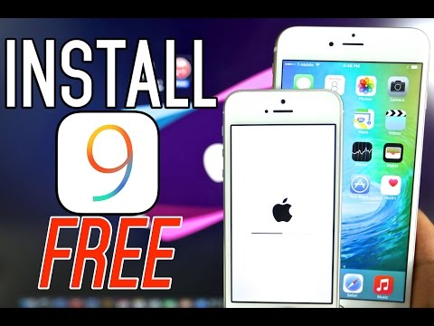 How To Install iOS 9 Beta 1 FREE Without UDID - iPhone, iPad & iPod