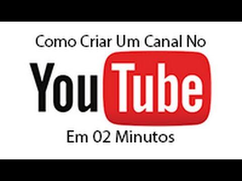 Como Criar Um Canal No Youtube Para Sua Empresa  - 2 Minutos thumbnail