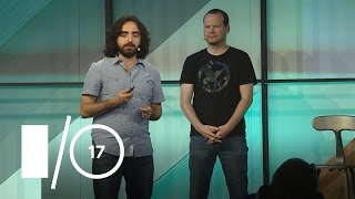 Architecture Components - Persistence and Offline (Google I/O '17)