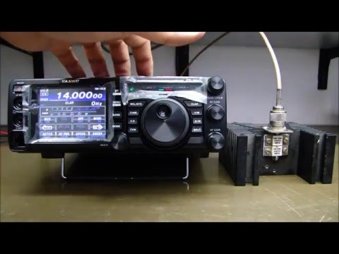 ALPHA TELECOM: YAESU FT-991 ACOPLADOR AUTOMÁTICO DE ANTENAS NÃO FUNCIONA