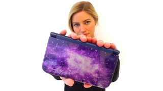 Galaxy Nintendo 3DS Unboxing! | iJustine