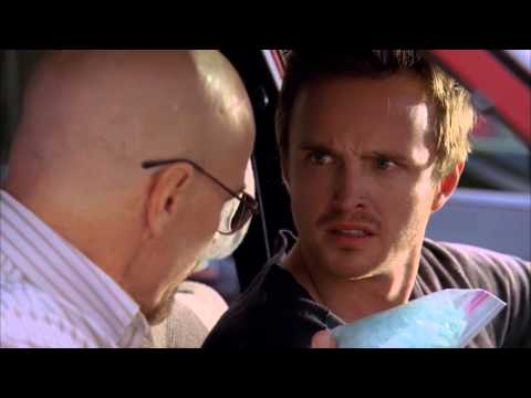 BREAKING BAD SUPERCUT OF THE UNIVERSE: This is my product by Matthijs Vlot