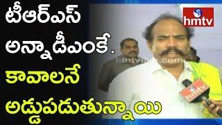 ప్రత్యేక హోదా ఇచ్చేవరకు పోరాటం ఆగదు..! Minister Jawahar Responds On Special Status - hmtv - netivaarthalu.com