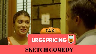 MADHURI BRAGANZA VS AUTO  | ENGLISH SKETCH COMEDY