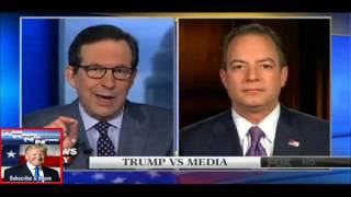 TAKING OUT THE TRASH! Reince Priebus Just Ended All The Russia Trump Lies With Just One Word!