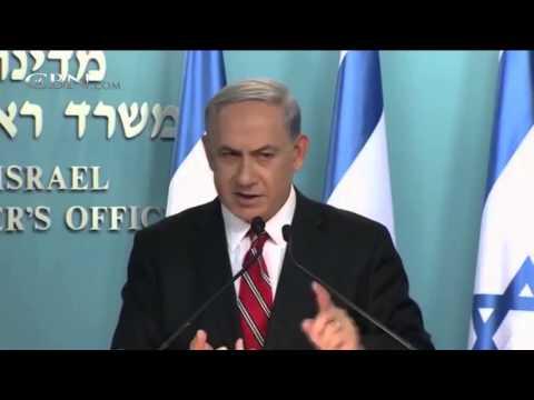 Netanyahu: Support Terrorism or Democracy