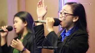 WAKTU TUHAN TOLONG SAYA, Gospel Live at Denpasar, 3 April 2019