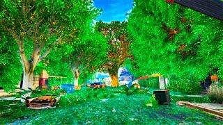 GTA 5 НЕВЕРОЯТНАЯ КАРТА(THE LAST OF US) MOD! (GTA 5 МОДЫ)