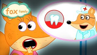Fox Family and Friends cartoons for kids new season The Fox cartoon full episode #502