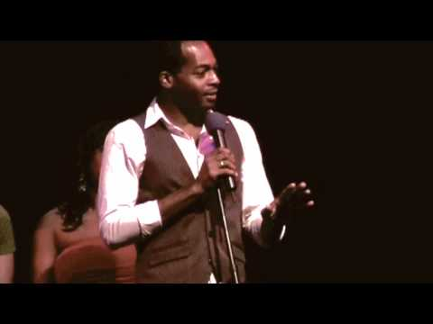 Washington to New York by Peter Lerman - Performed by Brandon Victor Dixon