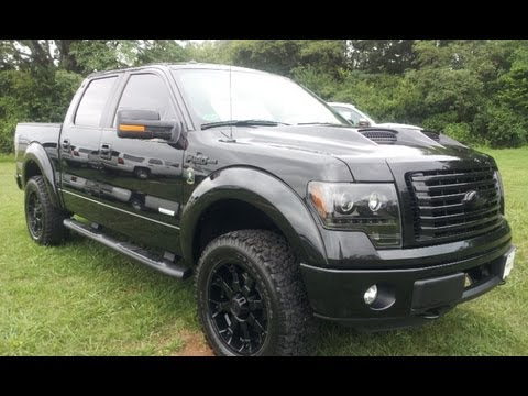 Sold 2012 Ford F 150 Black Op S Edition 3 5 4x4 Fx4