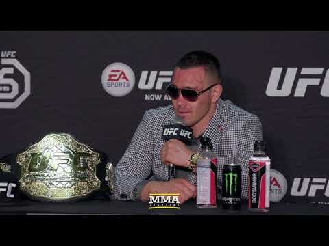 UFC 225: Colby Covington Post-Fight Press Conference – MMA Fighting
