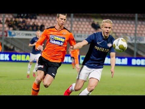 21-03-2014: FC Volendam - Jong PSV
