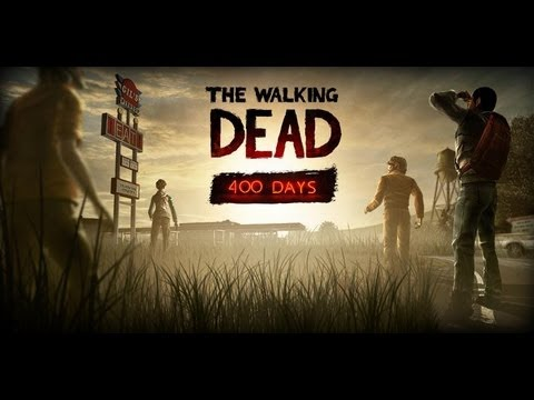 The Walking Dead: 400 Days Gameplay Trailer HD (Playstation 4, Xbox One, and PC)